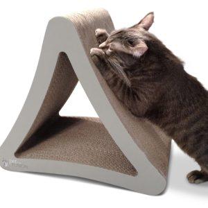 Présentation d'un grattoir triangle
